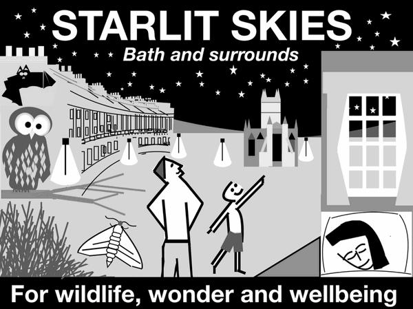 Starlit Skies logo